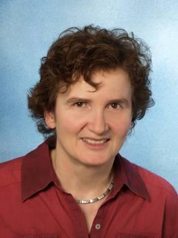 Beratungsstellenleiterin Ulrike Frank